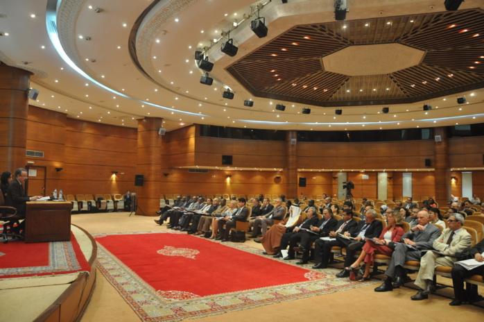RGPH 2014 : Réunion avec les représentants du corps diplomatique au Maroc