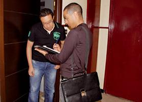 إعلان للمترشيحين للمشاركة في إنجاز الإحصاء العام للسكان والسكنى 2014