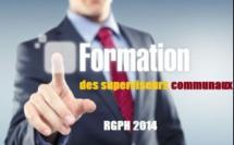 Formation des superviseurs communaux