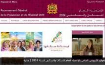 Le site web dédié au RGPH 2014