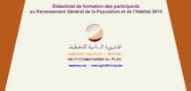RGPH 2014 : Formation didactique en ligne
